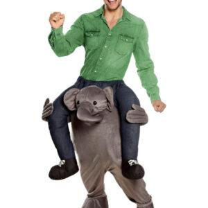 Carry Me Elefant Maskeraddräkt