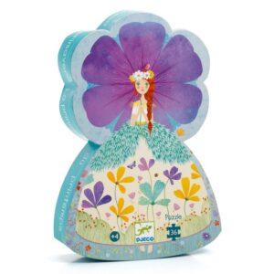 Djeco Princess of Spring Pussel 36-bitar