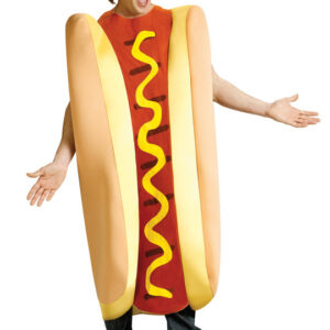 Dräkt, party hot dog