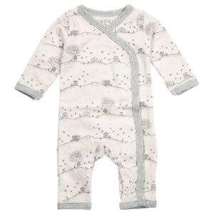 Fixoni Prematur Bodysuit (Pearl)