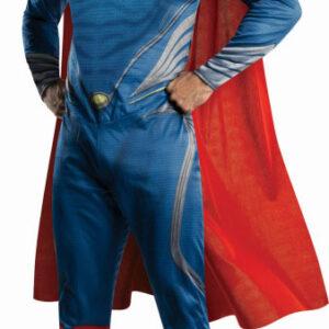 Man of Steel Superman Maskeraddräkt (Medium)