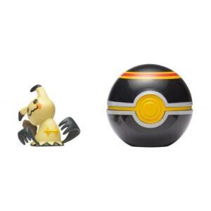 Pokemon Clip 'N Go (Mimikyu + Luxury ball)