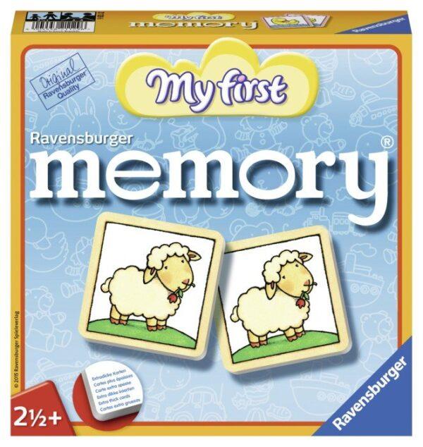 Ravensburger Mitt första Memory