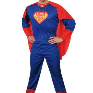Superman Maskeraddräkt Budget