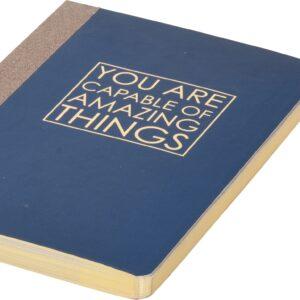Anteckningsbok Hardcover - Blå