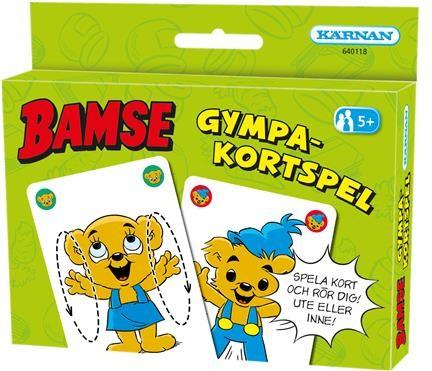 Bamse Gympakortspel