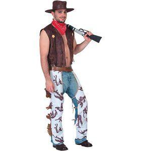 Cowboydräkt Casual hunter