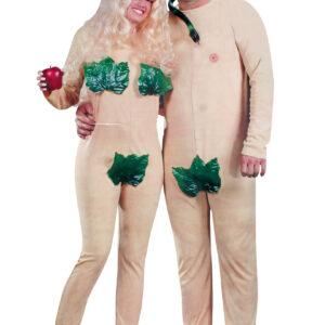 Eva och Adam Maskeraddräkter