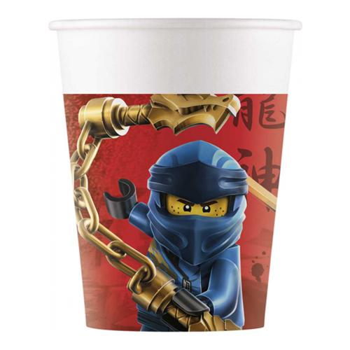 Muggar, Lego Ninjago 8 st