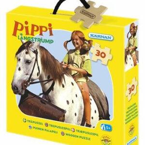 Pussel med Pippi Långstrump 30 bitar