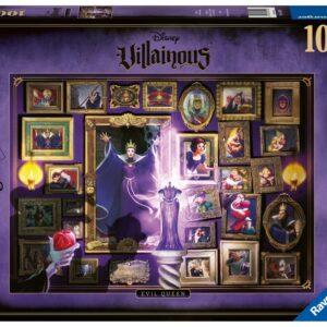 Ravensburger Disney Villainous 1000-bitar (Evil Queen)