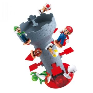 Super Mario Blow Up Shaky Tower