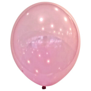 50 pack Ballonger Crystal Rosa