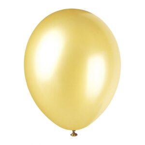 50 pack Ballonger Guld