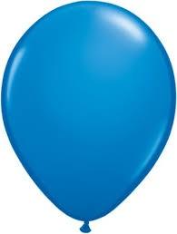 Ballonger Blå