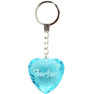 Diamond keyring - Farfar
