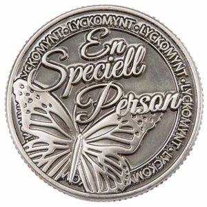 Lyckomynt En speciell person