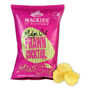 Mackie's Prawn Cocktail Chips - 150 gram