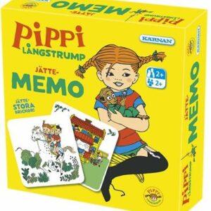 Pippi Långstrump Jättememo