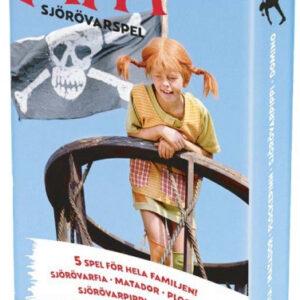 Pippi Långstrump Sjörövarspel