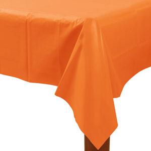 Plastduk Orange