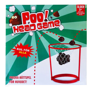 Poo Head Hoop Festspel