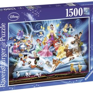 Ravensburger Disney's Magical Storybook 1500-bitar