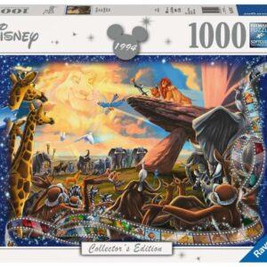 Ravensburger Pussel Disney Lejonkungen 1000-bitar