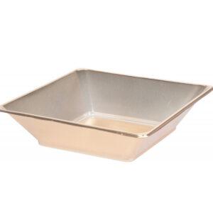 Serveringsskål Guld eller Silver 4-Pack - Guld