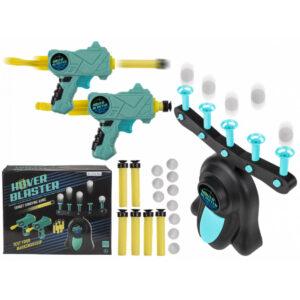 Spel, Hover blaster target shooting