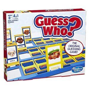 Spel, Vem där?