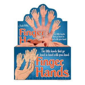 Fingerdocka Hand