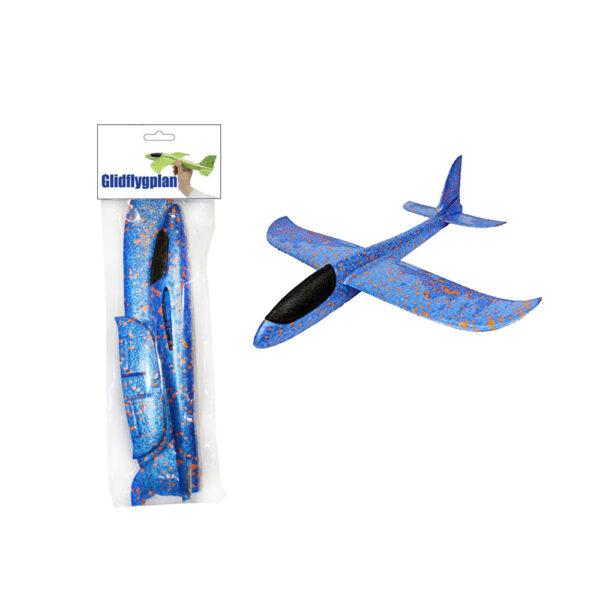 Glidflygplan i Frigolit