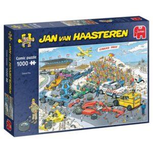 Jan Van Haasteren Pussel Grand Prix (1000-bitar)