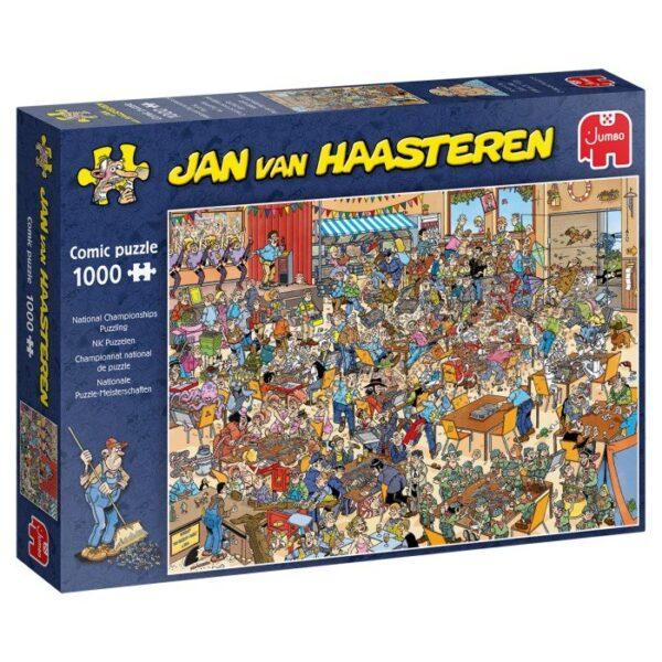 Jan Van Haasteren Pussel Nationella mästerskap (1000-bitar)