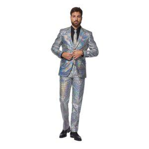 OppoSuits Discoballer Kostym - Strl 54