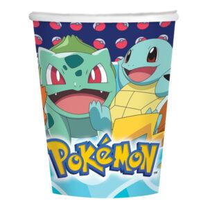 Pappersmuggar Pokémon - 8-pack
