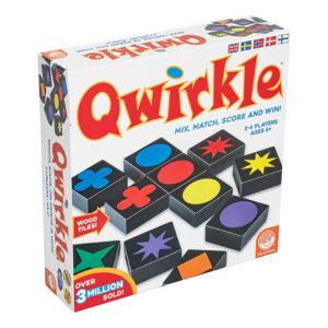 Qwirkle Spel