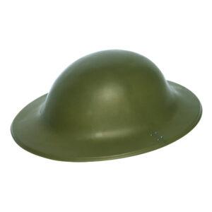 Army Hjälm Plast - One size
