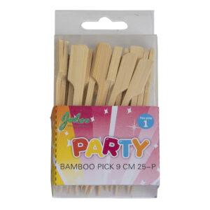 Bambupinnar - 25-pack