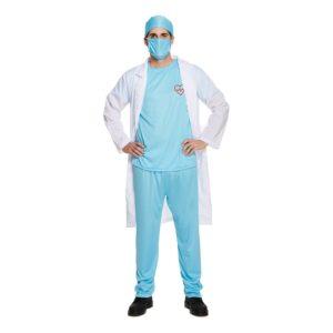 Doctor Scrubs Maskeraddräkt - onesize