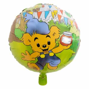 Folieballong, Bamse 45 cm