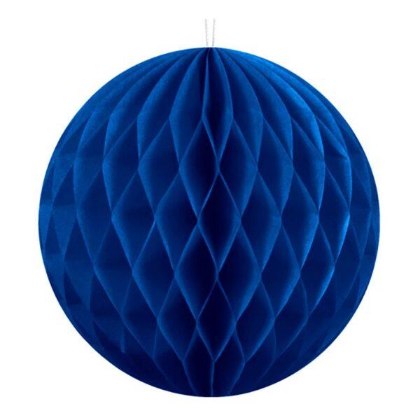 Honeycomb Mörkblå - 30 cm