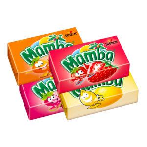 Mamba Godis Storpack - 1,2 kg
