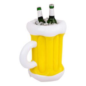 Uppblåsbar Dryckeskyl Ölglas