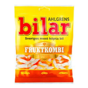 Ahlgrens Bilar Fruktkombi - 125 gram