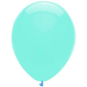 Baby Blå Latexballonger