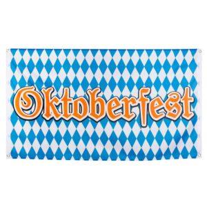 Banner, oktoberfest 150x90 cm
