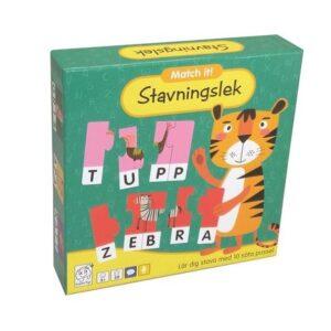 Barbo Toys Animal Stavningslek (SE)