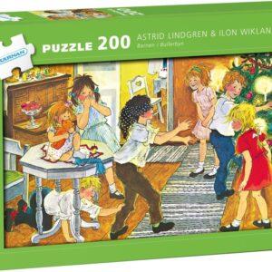 Barnen i Bullerbyn Pappussel (200-bitar)